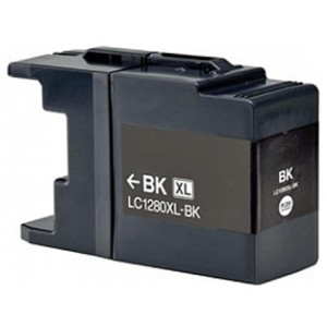 TINTA COMPATIBLE BROTHER - LC1240 - BK