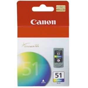 CANON - CL-51 COLOR
