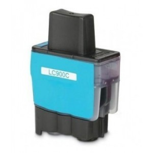 TINTA COMPATIBLE BROTHER - LC900 - CYAN