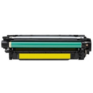 TONER COMPATIBLE HP - 252A - AMARILLO